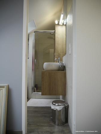 R novation de salles de bains rennes et en ille et for Salle de bain minerale