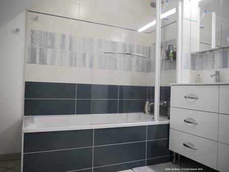 R novation de salles de bains rennes et en ille et for Carrelage 5x5 bleu